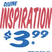 Divine Inspiration Supermarket Series Poster