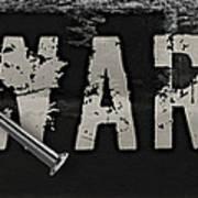 Diy Warrior Poster