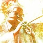Dizzy Gillespie Cheraw South Carolina 2 Poster