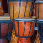 Djembe Drum Poster