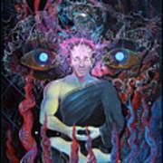 Dmt - The Spirit Molecule Poster by Steve Griffith