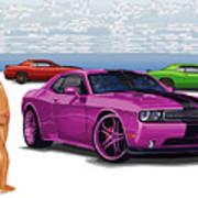 Dodge 1 Poster