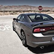 Dodge Charger Srt8 Poster