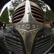 Dodge Truck Nose Poster
