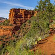 Doe Mountain Trail Poster