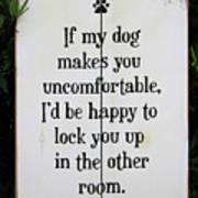 Dog Smart Poster