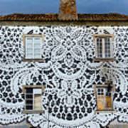 Doily House Poster