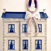 Dolly And Her House Poster