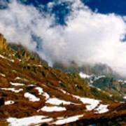 Dolomites 2 Poster