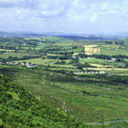 Donegal Patchwork Farmland Poster