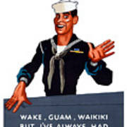 Don't Miss Your X-ray - Ww2 Poster