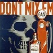 Don't Mix Poster