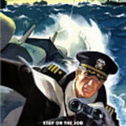 Don't Slow Up The Ship - Ww2 Poster