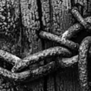Door Chain Poster
