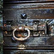 Door Latch Poster