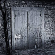 Door To Nowhere Blarney Ireland Poster