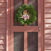 Doors Of Williamsburg 87 Poster