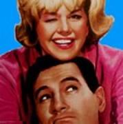 Doris Day Rock Hudson  Poster