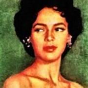 Dorothy Dandridge, Vintage Hollywood Legend Poster