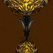 Double Lamp Poster