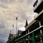 Downs Stadium Poster