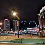 Downtown Saint Louis Poster