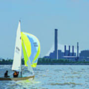 Downwind  Poster