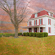 Dr Claude T. Old House Poster