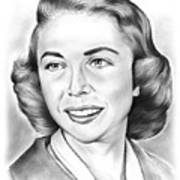 Dr. Joyce Brothers Poster