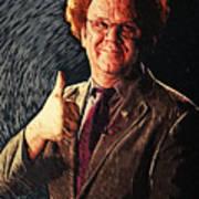Dr. Steve Brule Poster