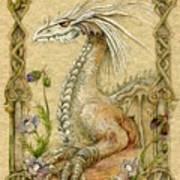 Dragon Poster by Morgan Fitzsimons