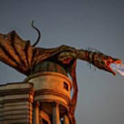 Dragon's Revenge Poster