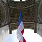 Drapeau Francais Poster