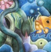 Dream Fish Poster