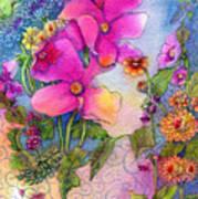 Dream Flowers Poster