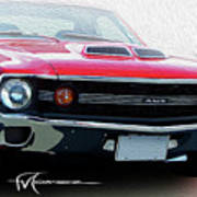 Amx Frontal Poster