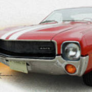 Amx Leaning-in Poster