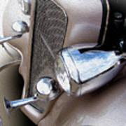 Bugle Blowin' Buick Poster