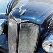 Prancin' Buick Poster