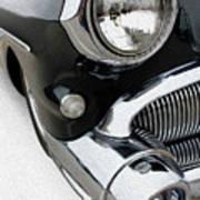 Jet Engine Buick Poster