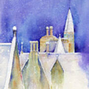 Dreaming Spires Poster