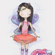 Dressing Up Poster by Sarah LoCascio