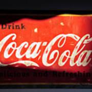 Drink Coke Poster