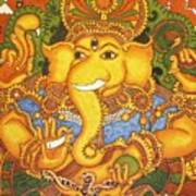 Drishti Ganapathi The Elephant Headed Hindu God Of Good Omens Poster