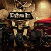 Drive In Poster