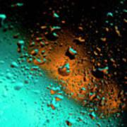 Droplets Vi Poster