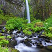 Dry Creek Falls Poster