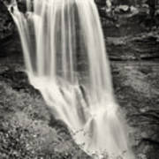 Dry Falls - Blue Ridge Mountains - Number Two Poster