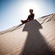 Dry Meditation Poster