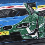 Dtm Farfus Bmw Poster